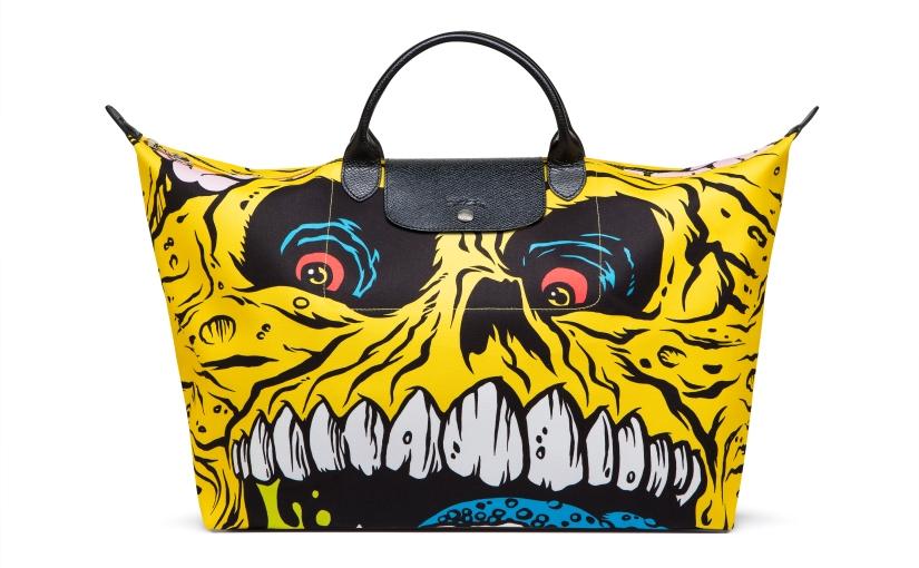 Moda de terror: Jeremy Scott yLongchamp