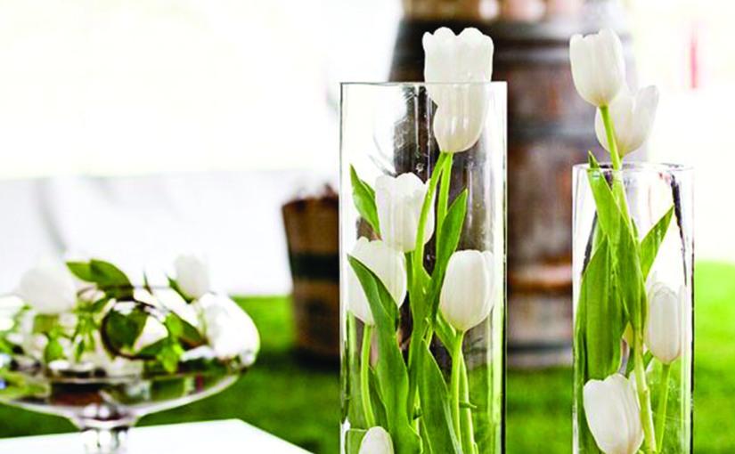 Flores, la culminación del buengusto