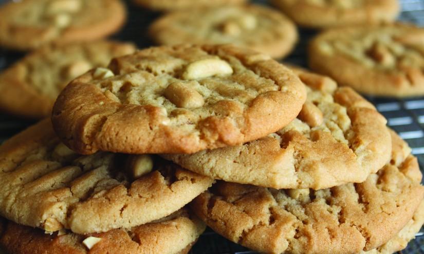 La mejor receta de galletas de peanutbutter