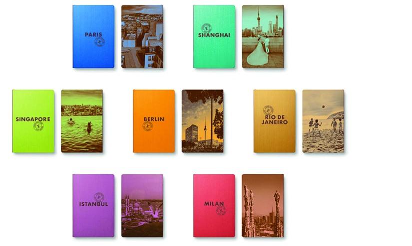 Conoce las nuevas City Guides de LouisVuitton…