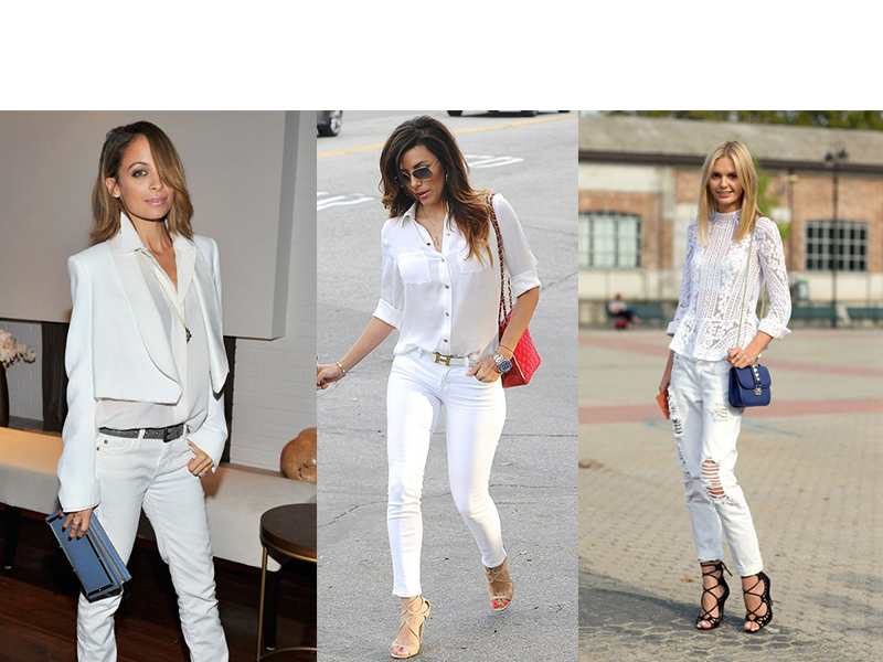 Trend Report: All-white extravaganza