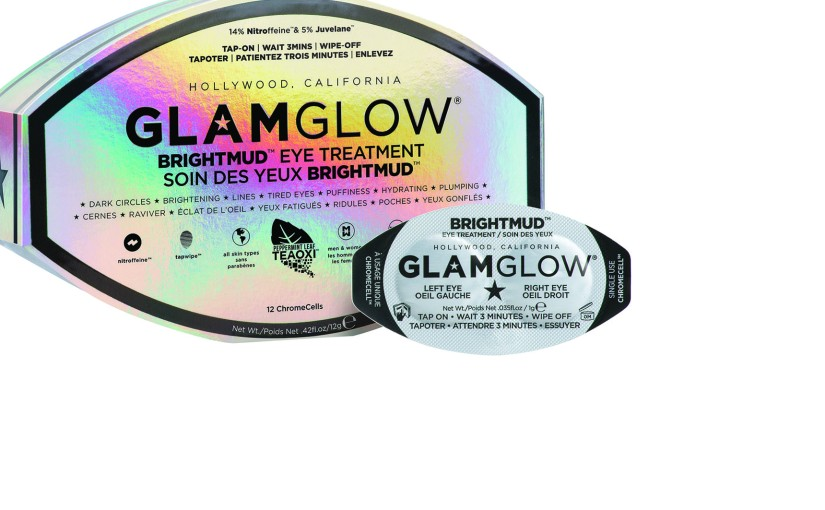 #Beautyreview: Glamglow Brightmud eye treatment