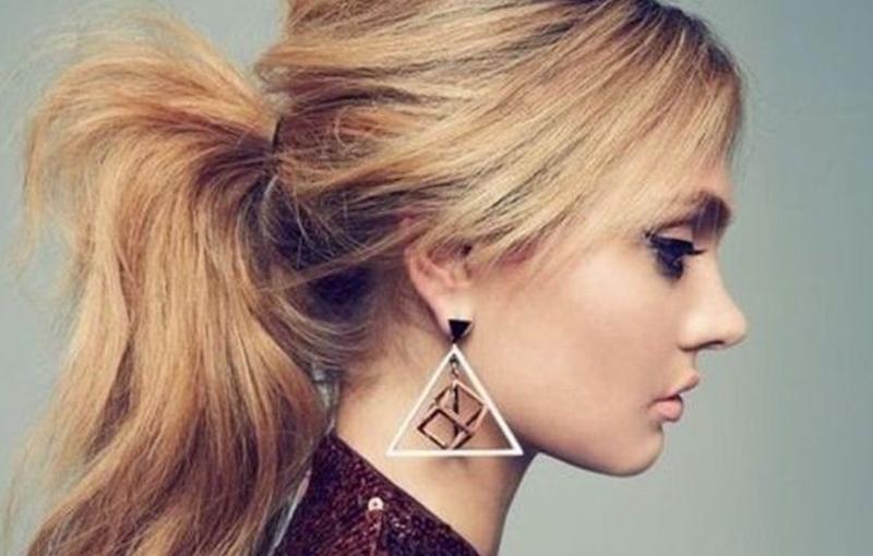 La ponytail perfecta; y máschic…