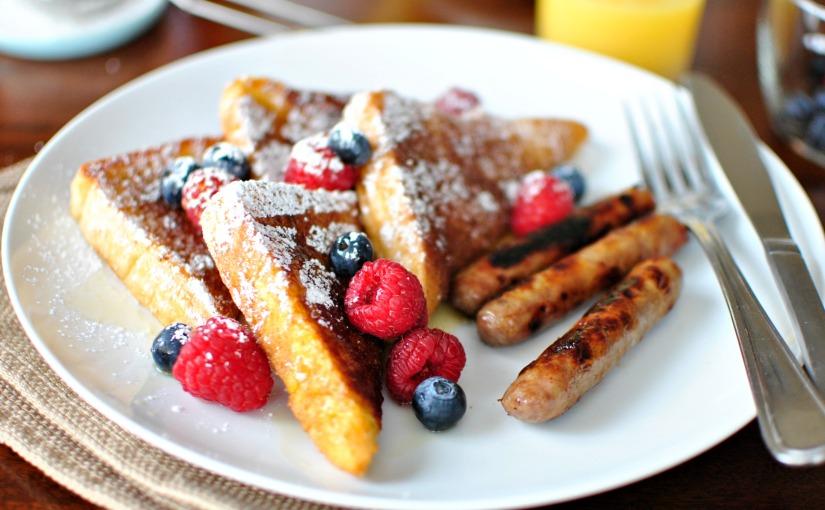 #FatSunday: Receta para hacer los mejores frenchtoast