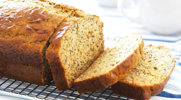 #SweetWednesday: Entérate de cómo hacer pan de plátano (mifavorito)