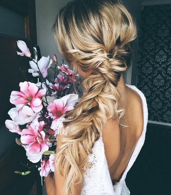 Los peinados de boda más elegantes ycool