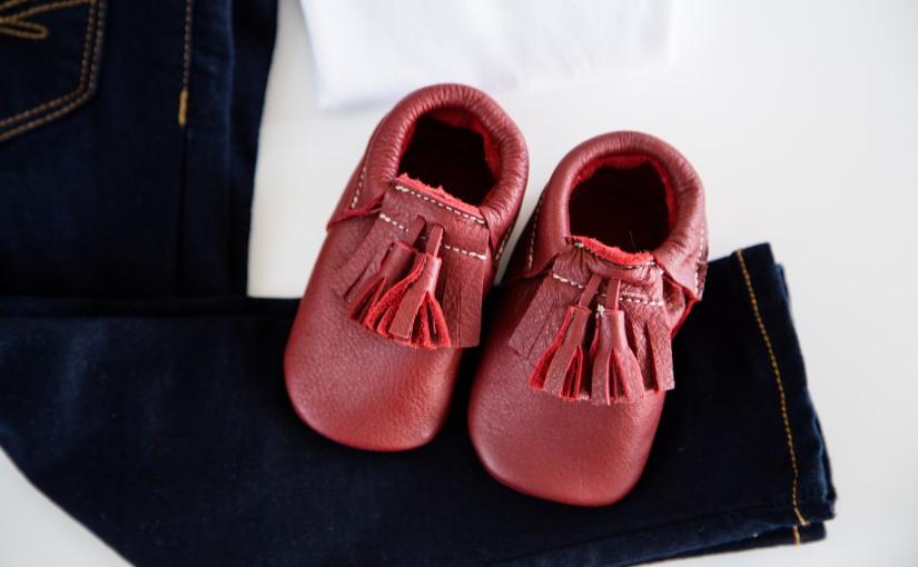 NogZ; los zapatos de bebé mástrendy