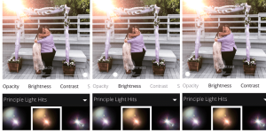 Lens Distortion app