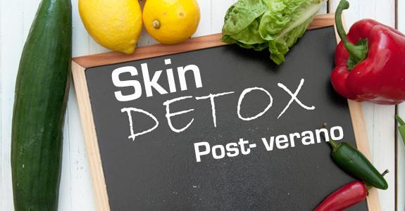 Skin Detox: Piel perfecta postverano