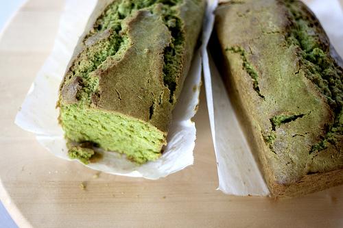 Panqué de té verde….aquí lareceta