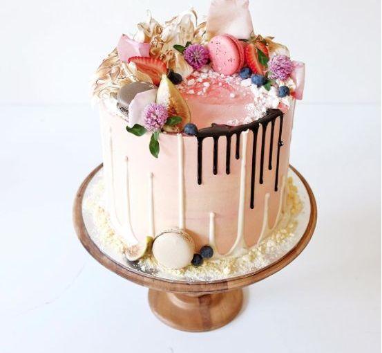 Los más espectaculares y trendy pasteles decumpleaños