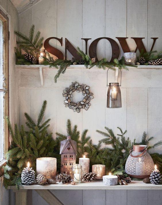 Navidad trendy: ¿Quién dijo que la época más feliz del año no podía serchic?