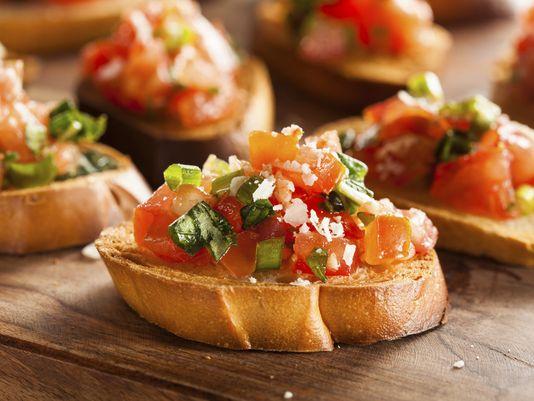 10 ideas de finger-food elegantes y fáciles dehacer