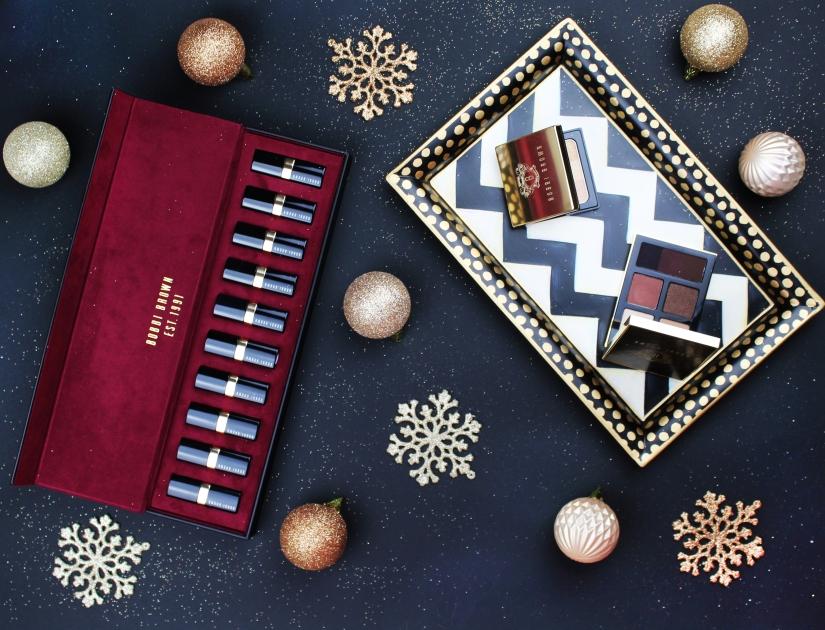 El regalo perfecto: Conoce Holiday la colección de edición limitada de BobbiBrown