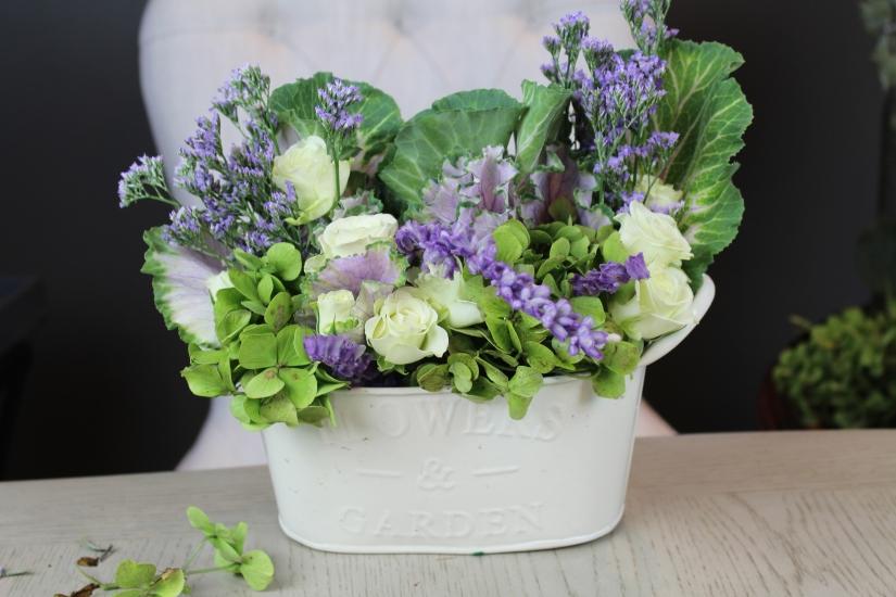 Video: Aprende cómo hacer un arreglo de flores paso apaso