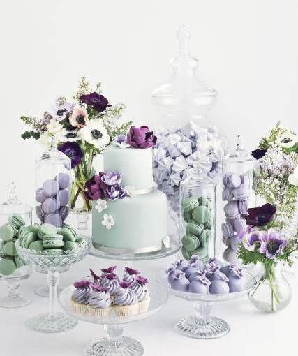 Inspírate: Una boda (o cualquier evento que tengas) en tonoslavanda