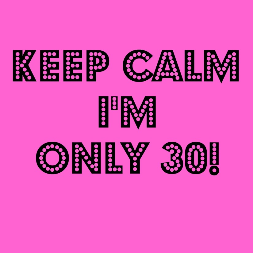 Lo que la sociedad espera de una 30 añera (casada osoltera)…